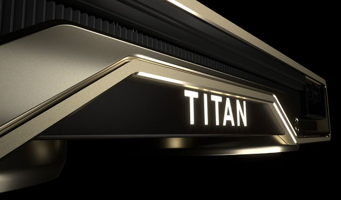 Nvidia's Titan RTX doubles down on extreme pricing