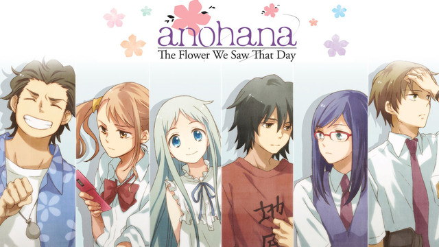 Review Anime Anohana