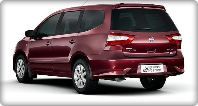 Spesifikasi dan Harga Mobil Nissan Grand Livina Terbaru