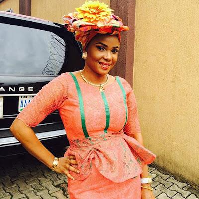 Yoruba actress Iyabo Ojo