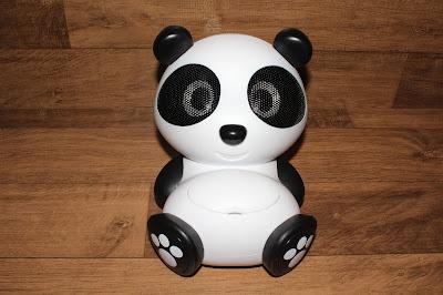 Alto Falante Panda - Presentes Criativos