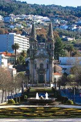 Гимарайнш, Португалия