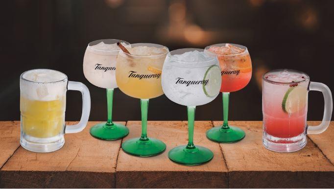 Outback do Iguatemi Esplanada lança menu de drinks com gin e apresenta novidade refrescante de whisky com gengibre e chopp