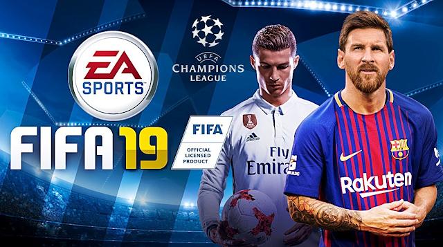 تحميل  لعبة فيفا 2014 معدله بمود فيفا 2019 علي انظمة الاندرويد