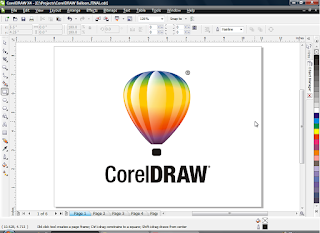 Cara Instal CorelDRAW X4 Agar Full Versi Menggunakan PsiKey.dll Tanpa Keygen (Serial Number)  Corel Draw Crack Corel Draw