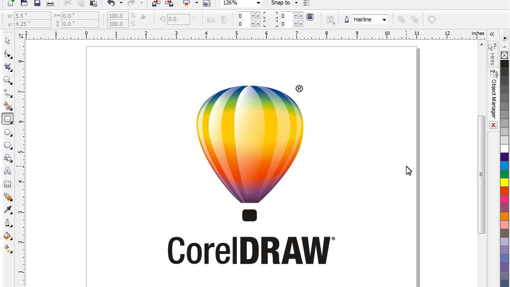 cara instal dan aktivasi coreldraw x4
