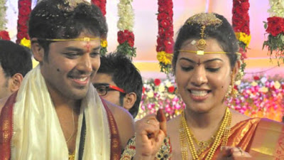 Tollywood Singer Geeta Madhuri Nandu wedding