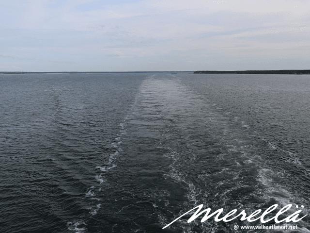 Päivä Saarenmaalla risteily Tallink