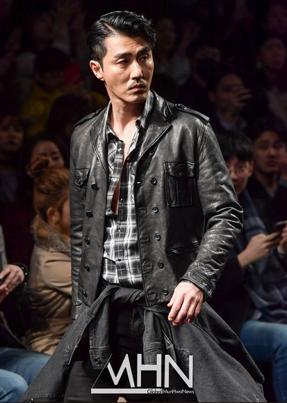 Cha Seung Won HERA Seoul Fashion Week 2018