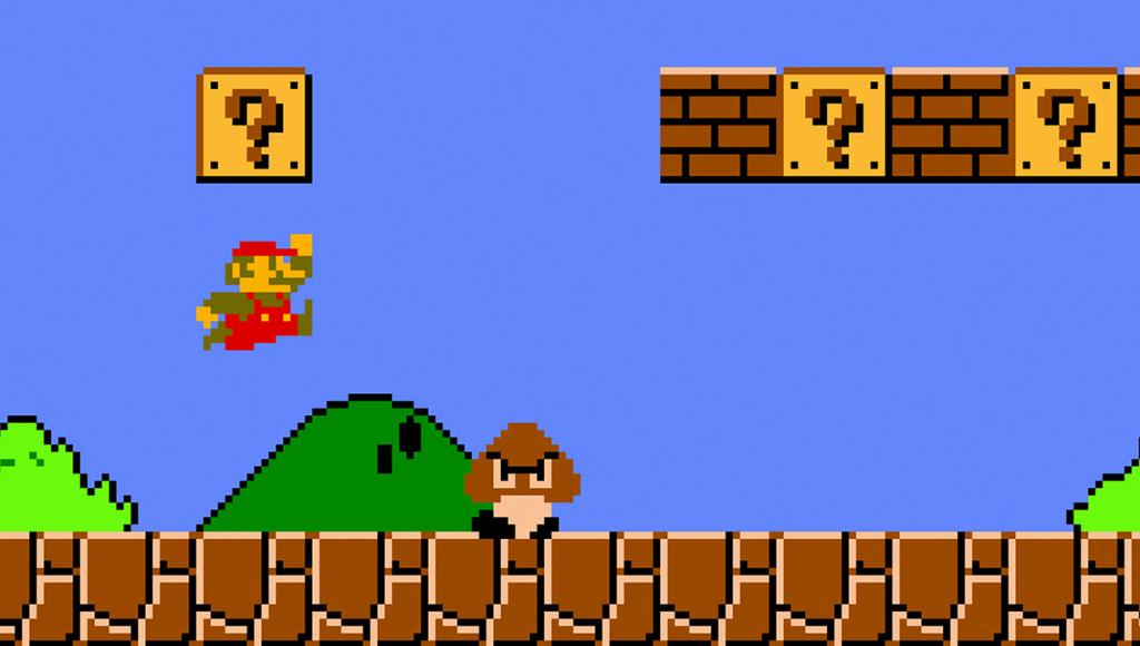 Jogador termina Super Mario Bros em menos de 5 minutos