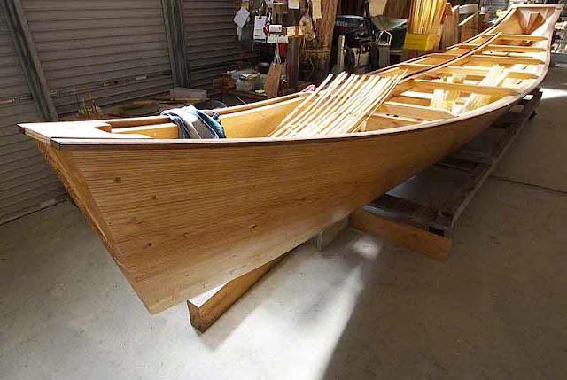 hand-crafted sabani boat