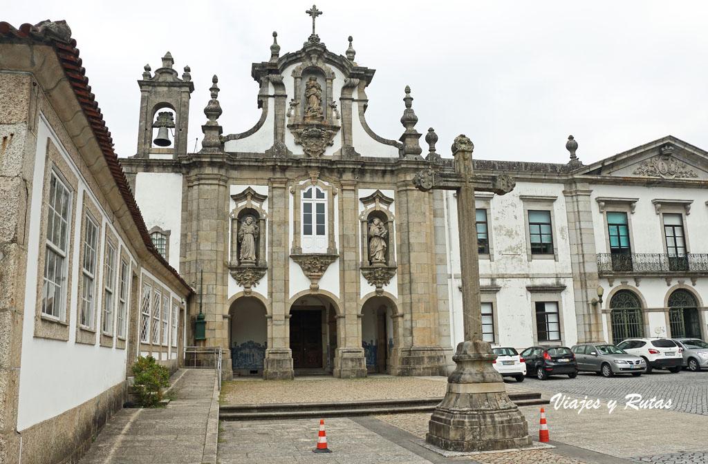 Convento de los capuchinos, Guimaraes