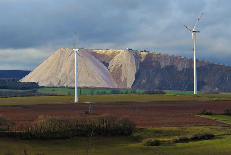 mountain of salt, monte kali, mountains of salt, mount potash,