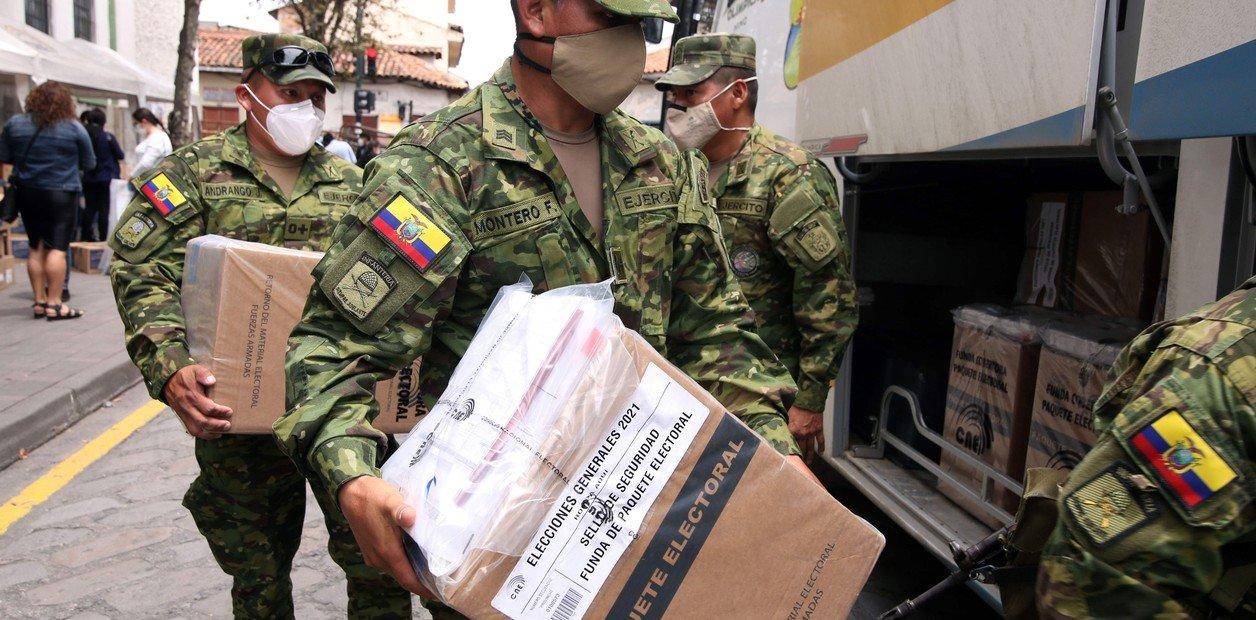 Ecuador: a elegir presidente en medio de la pandemia