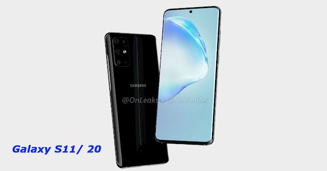 تقرير.. 11 فبراير 2020 هو موعد إطلاق سلسلة هواتف Galaxy S11/ 20 من سامسونج.
