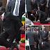 'Hope he doesn't fall again': Mugabe is in Durban
