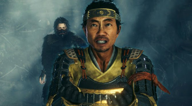 Nioh 2: Complete Edition main characters