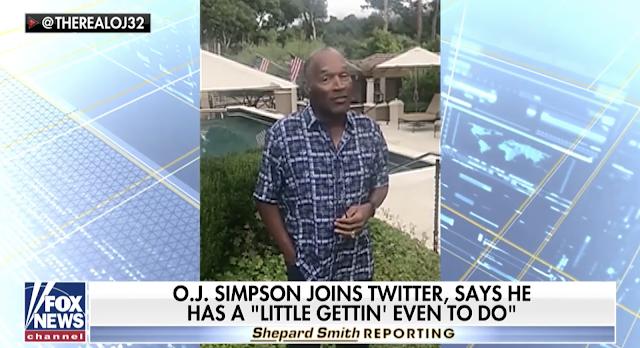 O.J. Simpson tweets about Dem debate, gets blasted by users