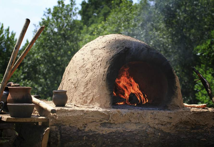 food-in-ancient-greece-oven