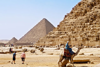 Cover Photo: The Great Pyramid of Giza