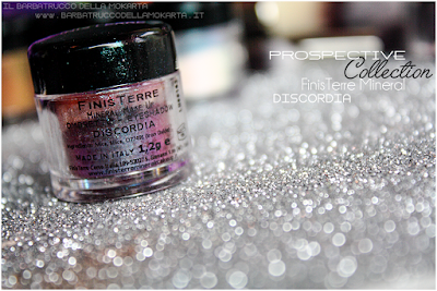 DISCORDIA PROSPECTIVE COLLECTION - Limited Edition finisterre mineral