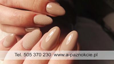 hybryda manicure Łódź