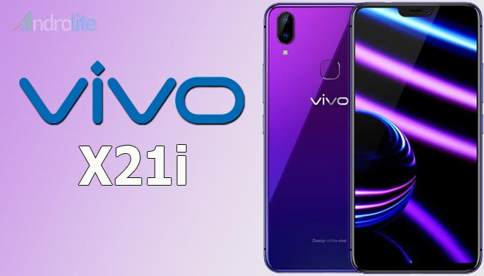 karenanya Vivo resmi merilis smartphone terbaru mereka yang diberi nama  Harga Vivo X21i RAM 4GB / 6GB, Storage 64GB / 128GB, CPU Helio P60