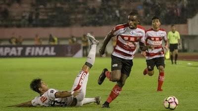 Melaju ke Semi Final, Bali United Kalahkan Madura United Lewat Drama Adu Penalti