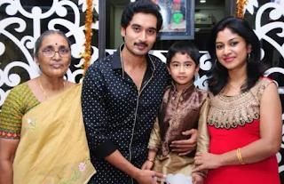 Nirupam Paritala Family Wife Biography Parents children's Marriage Photos