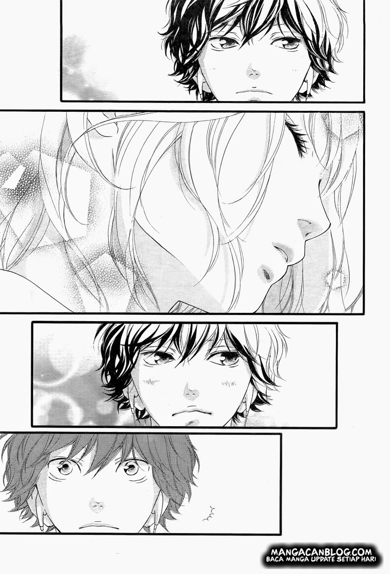 Ao Haru Ride Chapter 36-11
