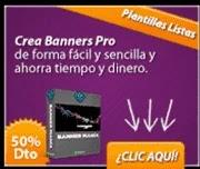 banners profesionales para blogs en Bannermania