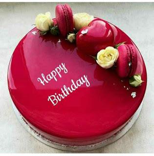 birthday cake images with hindi wish1