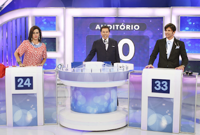 Narcisa, Silvio e Dr. Rey (Crédito: Roberto Nemanis/SBT)