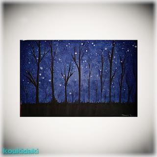 Star Night by Mukesh Tanwar