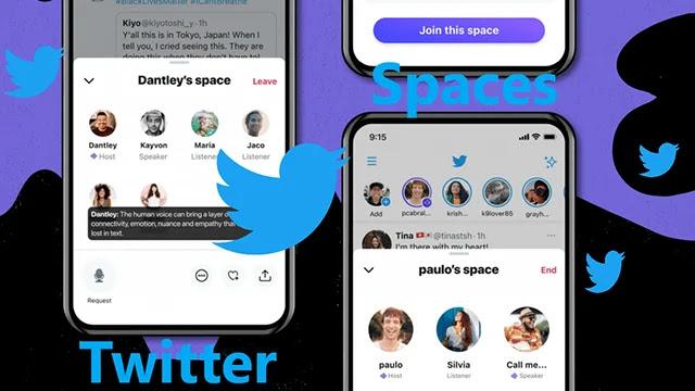Qu'est-ce que Twitter Spaces et comment est-il en concurrence avec l'application Clubhouse?