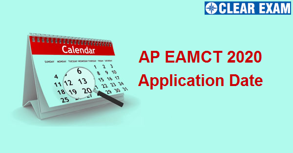 Forms Out For AP EAMCET 2020