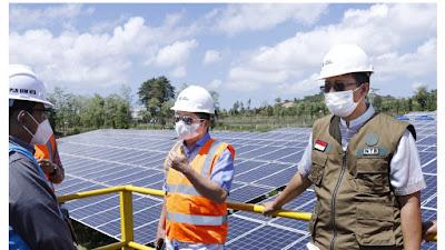 Suharso Monoarfa: Ketersediaan Energi  Dukung Pengembangan Investasi di NTB