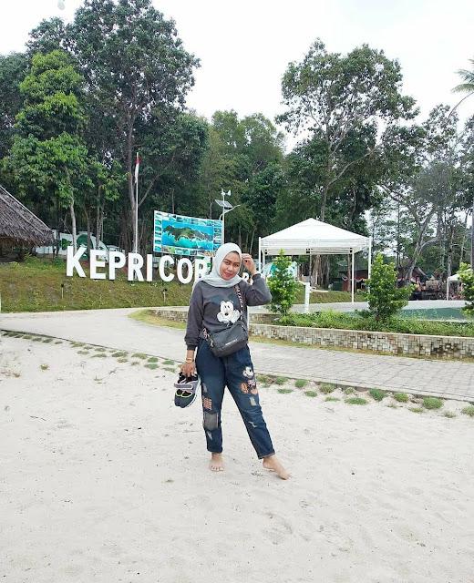 @mierahenna - Explore Batam Digital Kepri Coral Promotion Society