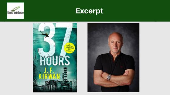Excerpt: 37 Hours by JF Kirwan