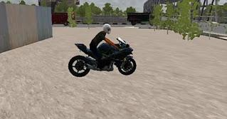 Mod Bussid ninja h2r