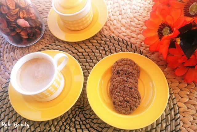 comida de dieta dietbon desayuno cookies light