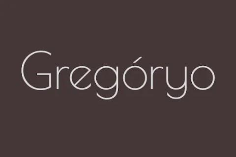 Gregóryo