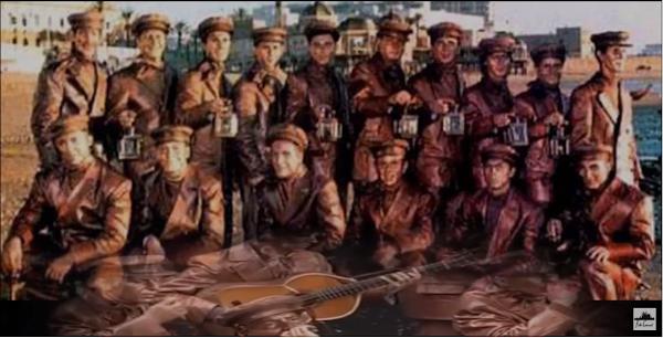 """Pasodoble con Letra """"Sin tu melena al viento"""" Comparsa """"La Ventolera"""" (1994)"""