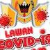 Update Selasa : 14 Orang Konfirmasi Positif Covid-19, Sembuh 1 orang