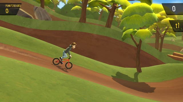 Download Pumped BMX + PC Games Gameplay
