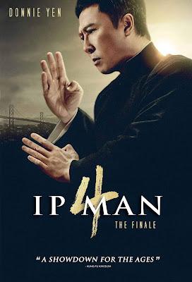 Yip Man 4 (Ip Man 4) [2020] [DVD R1] [Subtitulado]