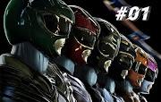 Power Rangers - Mundo Sombrio - Parte 01
