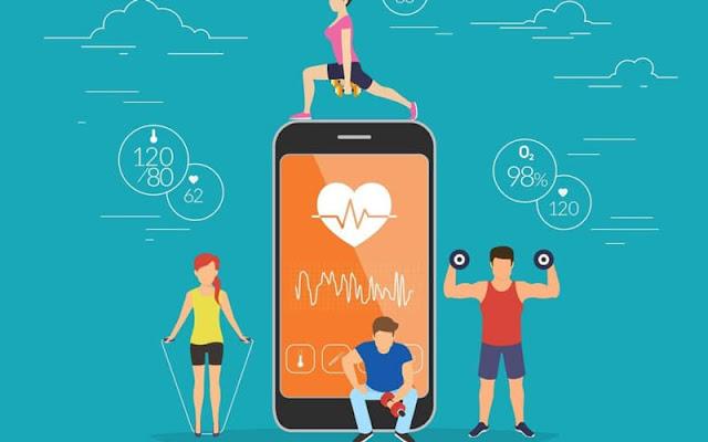 أفضل أربعة تطبيقات صحية متوافقة مع أجهزة الأندرويد