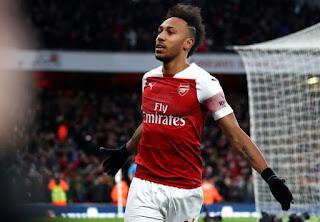 Aubamayeng finally speaks on Arsenal future amid transfer rumours