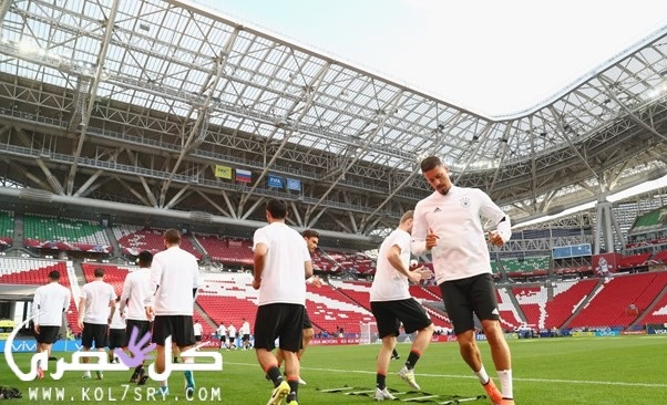 موعد مباراة ألمانيا والكاميرون